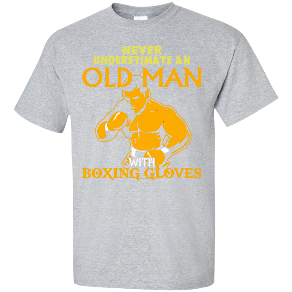 Old-man-boxing-gloves-T-Shirt-Sport-Grey-S-