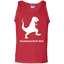Mamasaurus-Rex-Women's---Mother's-Day-Tank-Top---Teeever.com-Black-S-