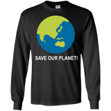 Save-Earth-LS-Ultra-Cotton-Tshirt-Sport-Grey-S-