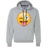smile-icon-Heavyweight-Pullover-Fleece-Sweatshirt-Sport-Grey-S-