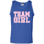 Team-Girl-Baby-Shower-Gender-Reveal-Party-Cute-Funny-Pink-Tank-Top---Teeever.com-Sport-Grey-S-