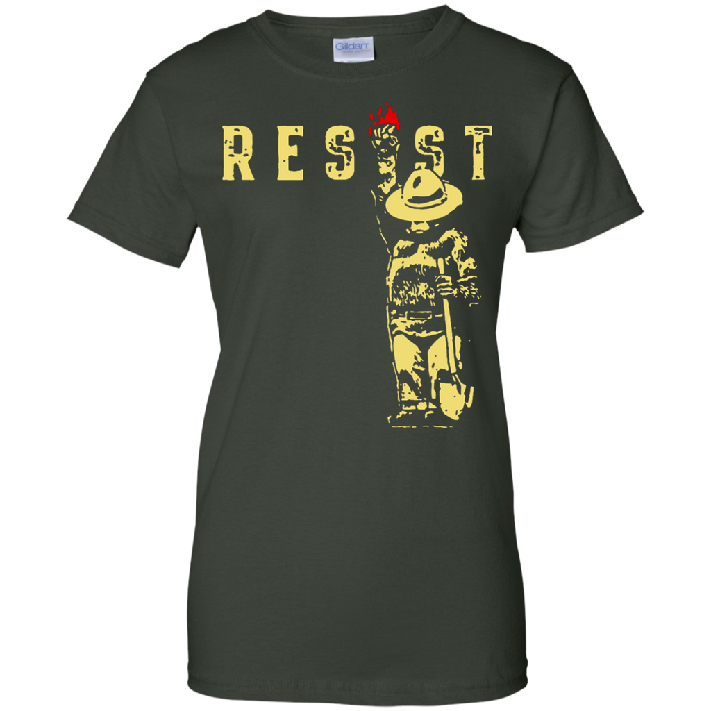 Resist-funny-Ladies-T-Shirt---Teeever.com-Black-XS-