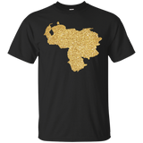 Venezuela-Map-Gold-No-More-Dictator-Love-My-Country-T-Shirt-Black-S-