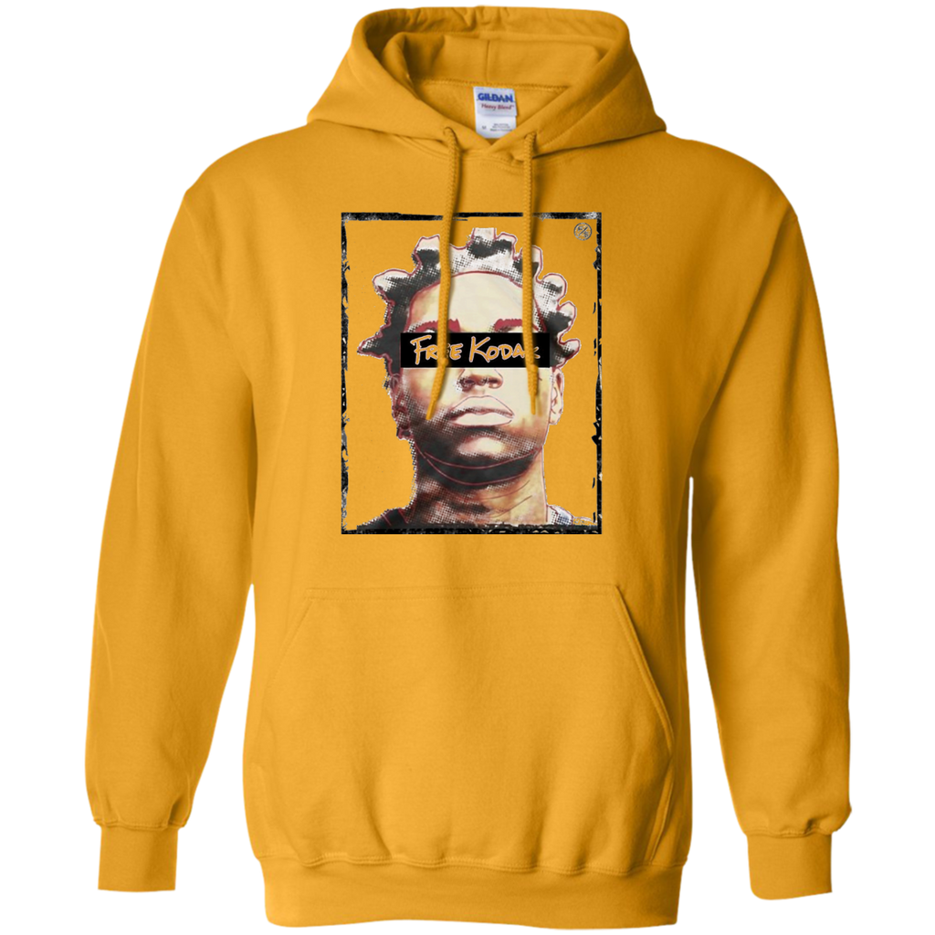 [Special-Color]-Free-Kodak-Pullover-Hoodie-8-oz-Gold-S-