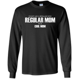 Women's-I'm-not-like-a-regular-mom-I'm-a-cool-mom-LS-Tshirt---Teeever.com-Black-S-