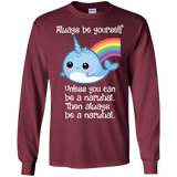 The-Always-Be-A-Narwhal-Cute-LS-Tshirt---Teeever.com-Black-S-