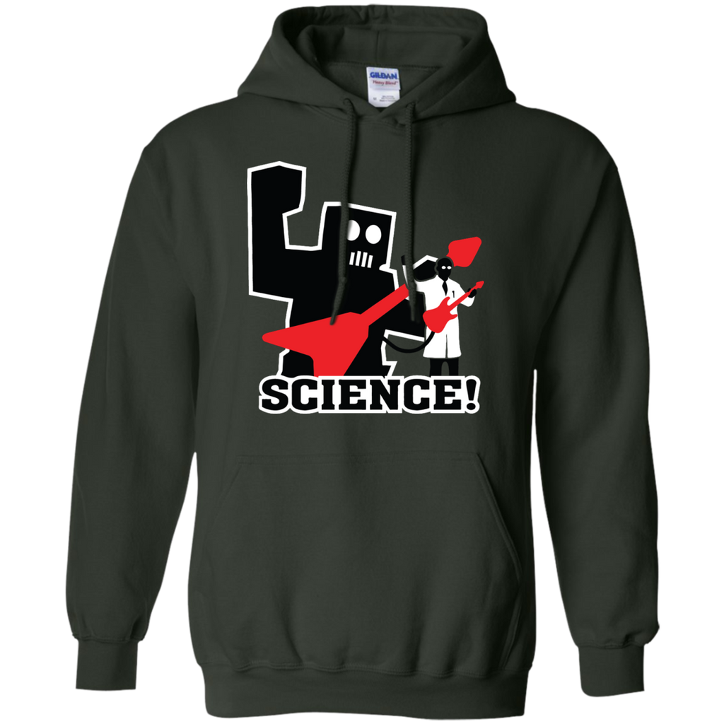 Rock-robot-cience---Long-Sleeve-LS,-Sweatshirt,-Hoodie-LS-Ultra-Cotton-Tshirt-Black-S