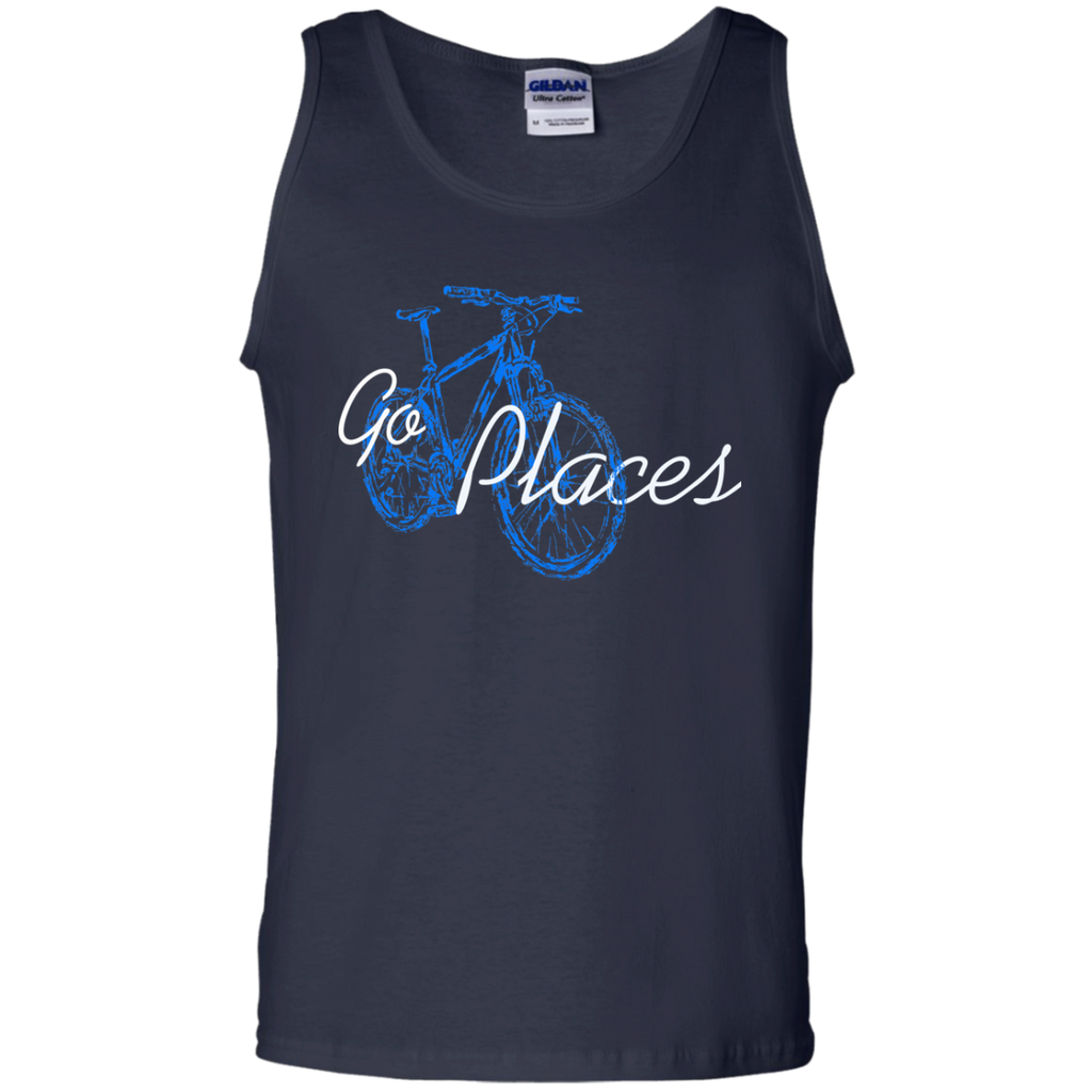 Go-Places-100%-Cotton-Tank-Top-Ash-S-
