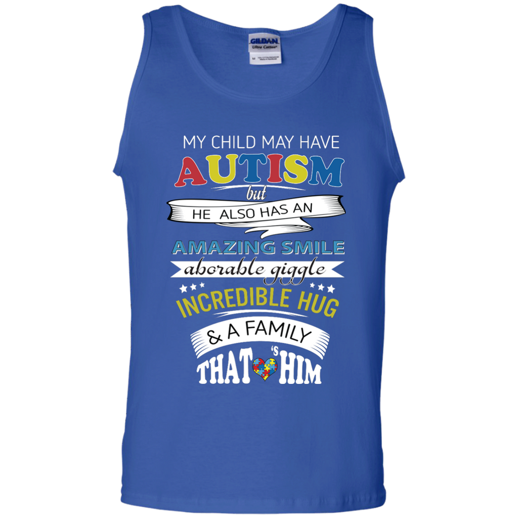 My-Child-My-Have-Autism---tank-top,-women's-tank-top-100%-Cotton-Tank-Top-Black-S