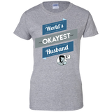 World's-okayest-Husband-Ladies-Custom-100%-Cotton-T-Shirt-Sport-Grey-XS-