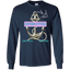 Southern-Attitude-Salty-Anchor-Navy-Blue-Preppy-LS-Tshirt---Teeever.com-Black-S-