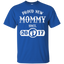 Proud-New-Mommy-Since-2017---Gift-for-New-Mom-T-Shirt---Teeever.com-Black-S-