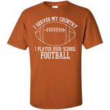 I-Served-My-Country---I-Played-High-School-Football-T-Shirt-Dark-Heather-S-