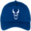 Superhero-Dad-Ve-nom---Father's-Day-Gift---Five-Panel-Twill-Cap-Royal-One-Size-