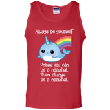 The-Always-Be-A-Narwhal-Cute-Tank-Top---Teeever.com-Black-S-
