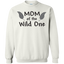 Wrestling-Coach---Funny-Gift---Assume-I'm-Never-Wrong-Pullover-Sweatshirt-8-oz---Teeever.com-White-S-