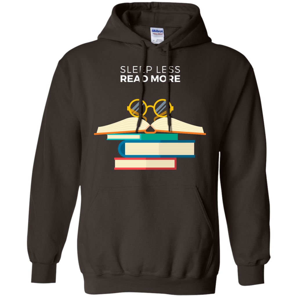 Sleep-less---read-more---Reading-book---Long-Sleeve-LS,-Sweatshirt,-Hoodie-LS-Ultra-Cotton-Tshirt-Black-S