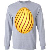 Yellow-Striped-Easter-Egg-PNG-Clipairt_Picture-LS-Ultra-Cotton-Tshirt-Sport-Grey-S-