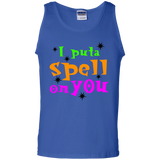I-put-a-spell-on-you,-funny-halloween-Tank-Top-Sport-Grey-S-