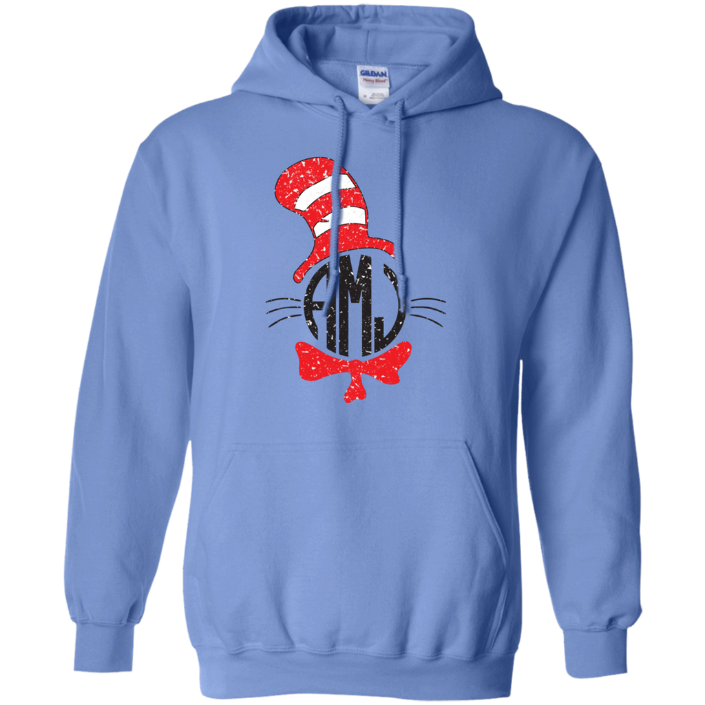 Glittery-Monogrammed-CatGlittery-Monogrammed-Cat-In-The-Hat-Dr---Long-Sleeve-LS,-Sweatshirt,-Hoodie-LS-Ultra-Cotton-Tshirt-Sport-Grey-S
