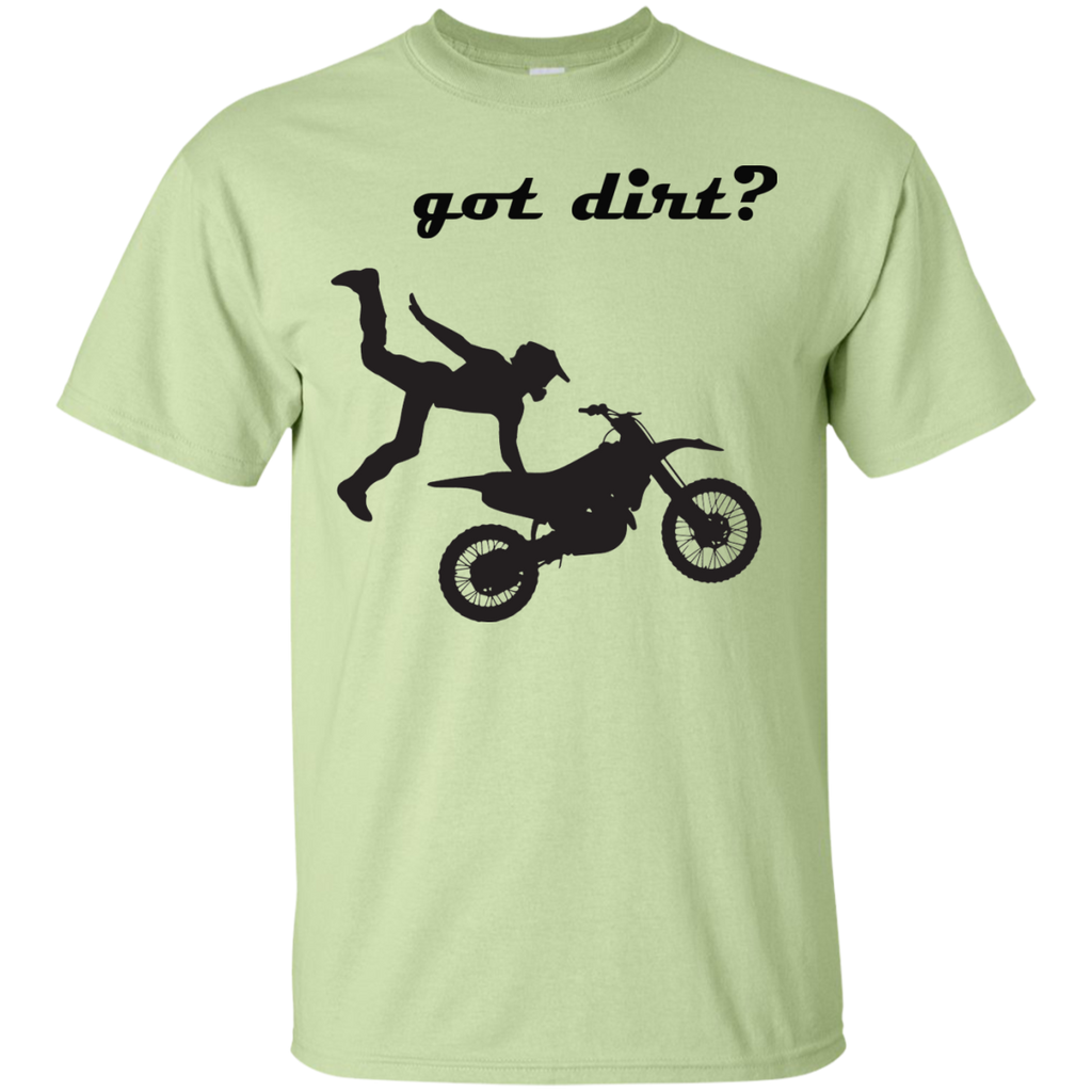 Got-dirt-Custom-Ultra-Cotton-T-Shirt-Sport-Grey-S-