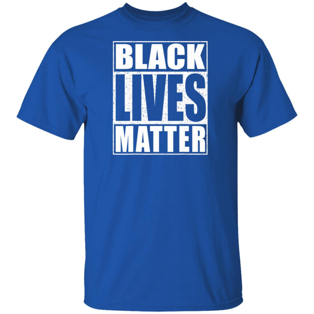 Black Lives Matter T-Shirt Political Protest Men/Women's Tshirt