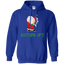 Christmas,-santa,-funny,-bottoms-up-Pullover-Hoodie-8-oz-White-S-