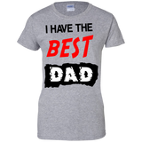 I-have-the-best-Dad-Ladies-Custom-100%-Cotton-T-Shirt-Sport-Grey-XS-