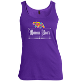 Autism-Mom-Mama-Bear-Autistic-Child-Son-Daughter---tank-top,-women's-tank-top-100%-Cotton-Tank-Top-Black-S