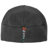 65432n1---Motocycle---5up-1down---Fleece-Beanie-Charcoal-One-Size-