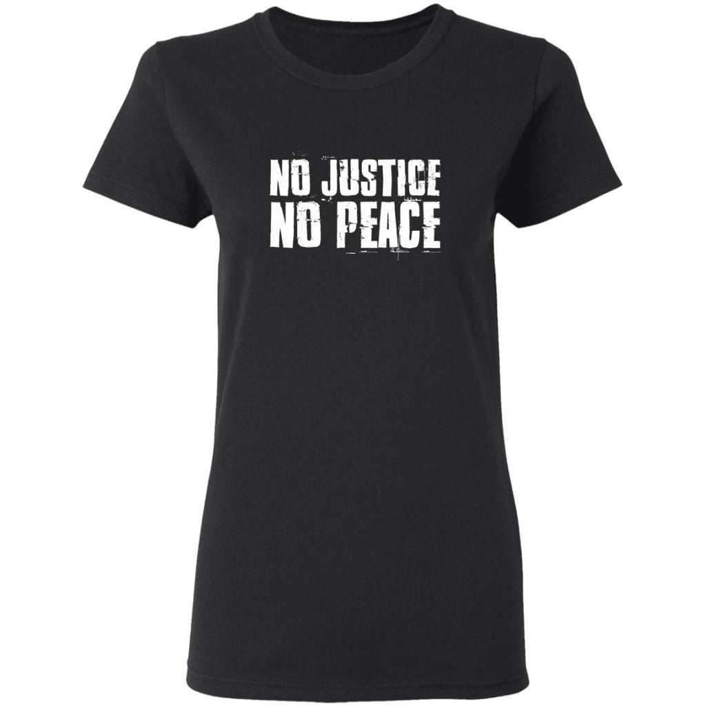 No Justice No Peace - Black Lives Matter