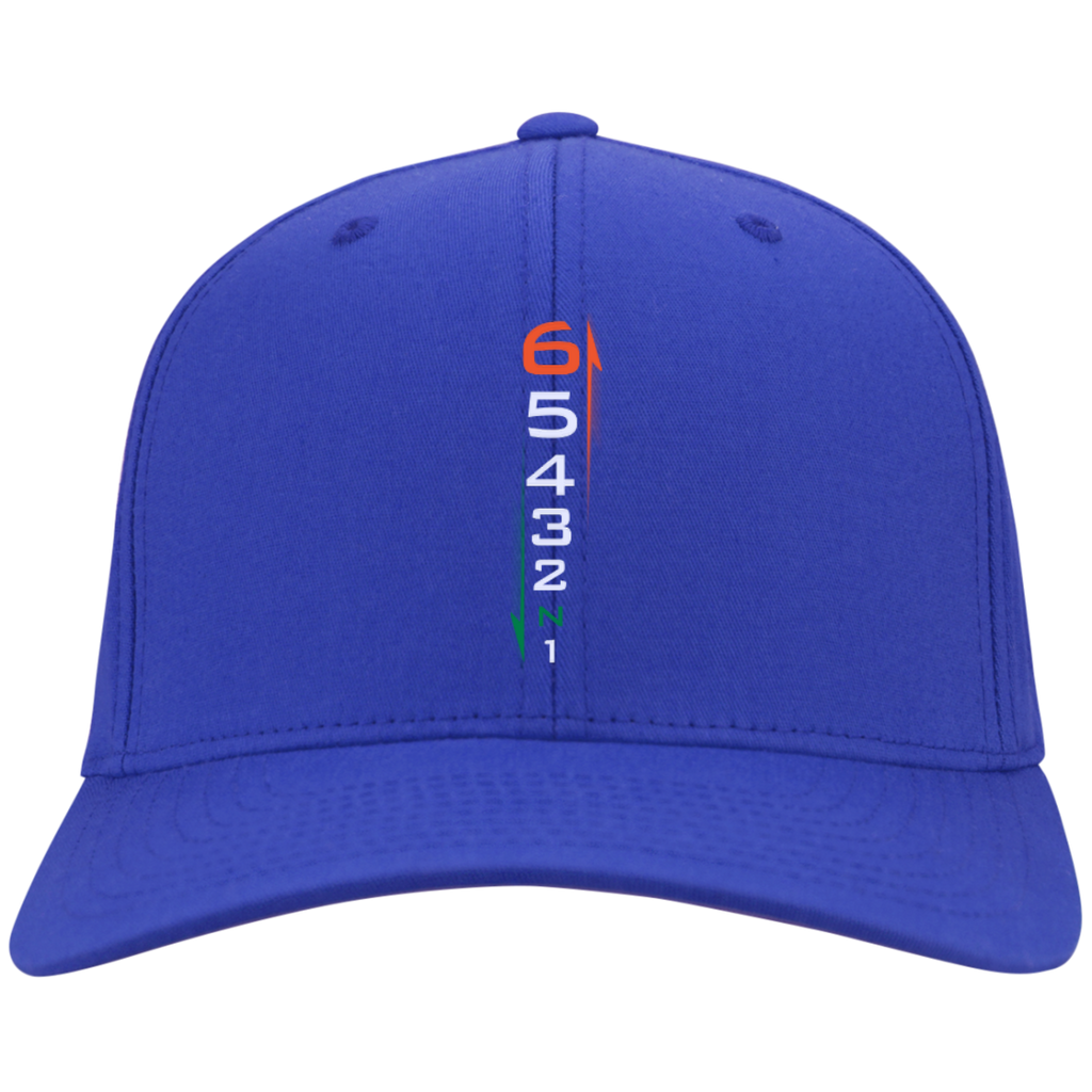 65432n1---Motocycle---5up-1down---Customized-Dry-Zone-Nylon-Cap-True-Navy-One-Size-