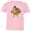 Be-thankful-always,-turkey-Face-Funny-Fun-Thanksgiving-Day-Toddler-Jersey-Tee-Black-2T-