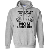 This-is-what-an-awesome-mom-looks-like---mother-day-Pullover-Hoodie---Teeever.com-Sport-Grey-S-