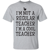 Cool-Teacher-Tee---Men/Women-T-Shirt-Custom-Ultra-Cotton-T-Shirt-Sport-Grey-S