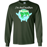 I'm-best-mother,-earth-day-artistic-mother-earth-LS-Tshirt---Teeever.com-Black-S-