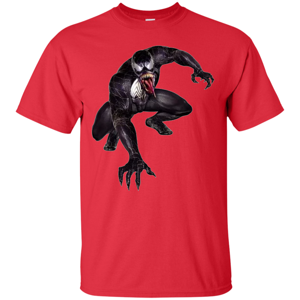 Venom-Grin-Graphic-T-Shirt---Teeever.com-Sport-Grey-S-