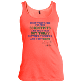 Funny-Science-March-USA-Protest-Resist---Tank-top,-Women's-tank-top-100%-Cotton-Tank-Top-Sport-Grey-S