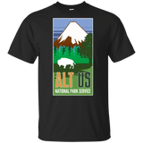 ALT-US-National-Park-Service-Resist-Youth-Ultra-Cotton-T-Shirt-Black-YXS-