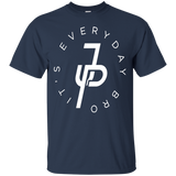 Mens-It's-Everyday-Bro,-Brother-T-Shirt-Black-S-