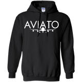 Silicon-Valley-Aviato-Logo-Mens-Graphic.png-Pullover-Hoodie-8-oz-Sport-Grey-S-