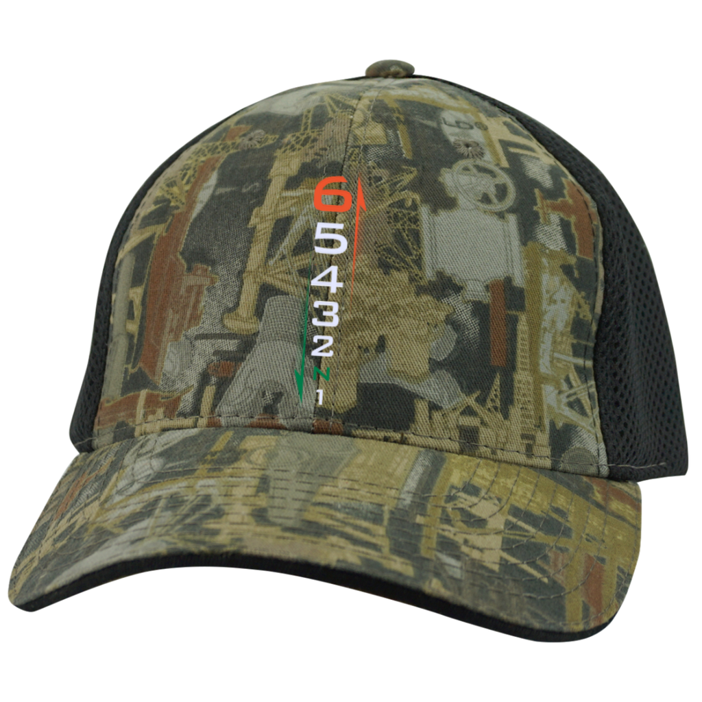 Camo-Cap-with-Mesh-Oilfield-Camo/Black-Mesh-One-Size-