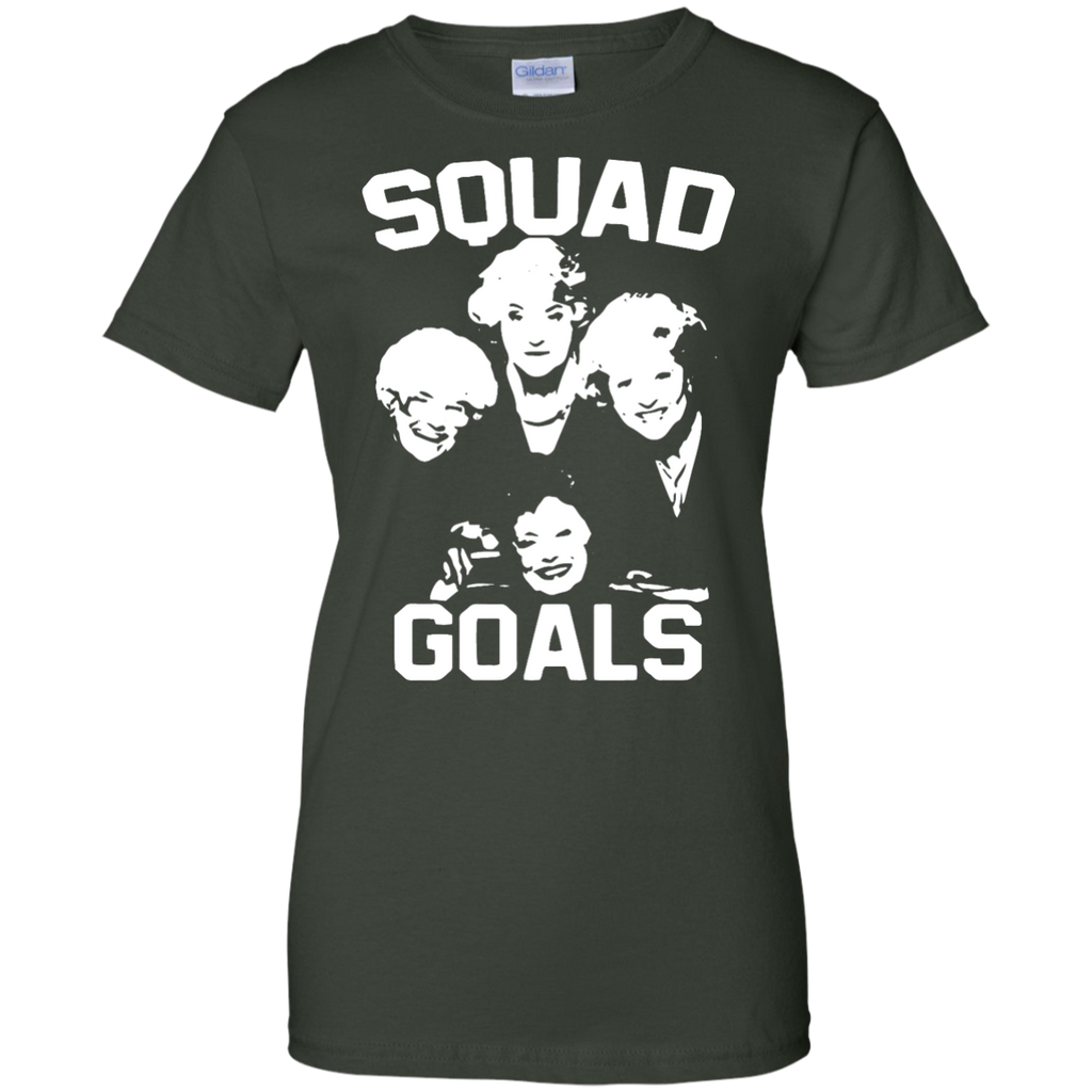 Women's-SQUAD-GOALS-Ladies-T-Shirt---Teeever.com-Black-XS-