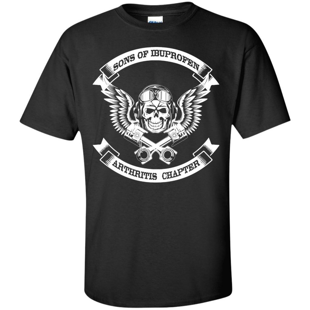 Sons-of-ibuprofen-arthritis-chapter-MOTOBIKER-Custom-Ultra-Cotton-T-Shirt-Black-S-