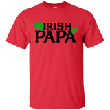 Irish-Papa-T-Shirt-Sport-Grey-S-