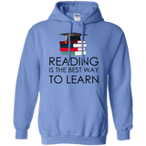 reading-is-the-best-way-to-learn---reading-book---Long-Sleeve-LS,-Sweatshirt,-Hoodie-LS-Ultra-Cotton-Tshirt-Sport-Grey-S