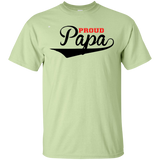 Proud-Papa-2-Custom-Ultra-Cotton-T-Shirt-Sport-Grey-S-