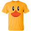 Cute Duck Face T-Shirt Awesome Halloween Costume Gift Kid T-Shirt