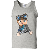 DanTDM-The-Diamond-MineCart-Shirt-Tank-Top-Ash-S-