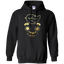 Guava Juice Limited Edition Gold Foil - Camouflage Pullover Hoodie 8 oz
